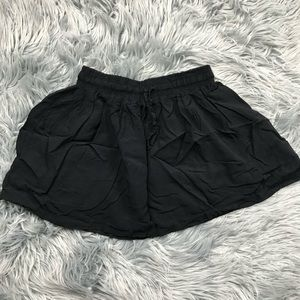 Cotton Candy Skirts - Cotton On Black Mini Skirt